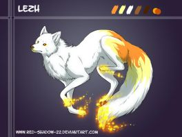 Light Wolf: Lezh by Red-Sinistra