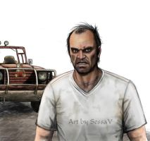GTA V - Trevor Philips by SessaV