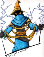 Black mage by Baron-Nutsnboltz