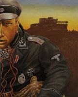 Michael Wittmann by Theakker5