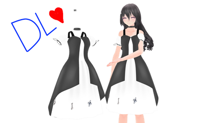 mmd Dress DL by MMDPO