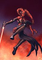 Darth Talon by cric