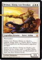 Hail to the King (altered Brimaz) by Serafiend