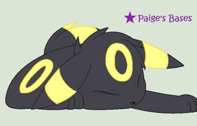 Hurt Umbreon Base Edit :RQ: by Paige-the-unicorn