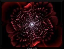 77F4-Red Carnation by AmorinaAshton