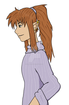 Zack Transparent by AyameSuzuki