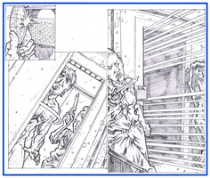 NAKED MAN AT THE END OF TIME - Page 18 Pencils by KurtBelcher1