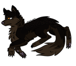 Dog/Wolf adoptable (Open) by Point-----Adoptables