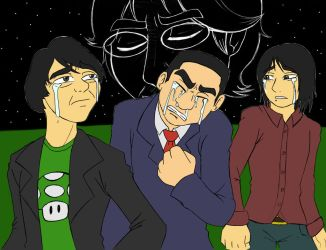 Mr. Iwata, We Will Miss You Forever by pedrocorreia