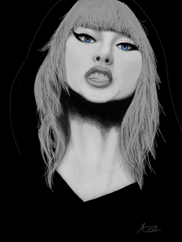 Taylor Swift - ...Ready for It? by Autumnpeace100