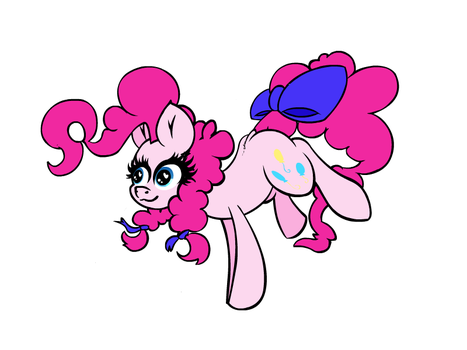 Pinkie Pie by Yooyfull
