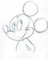 Mickey Mouse by DarylT