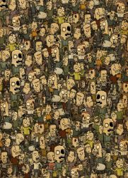 all my friends are zombies by neilakoga