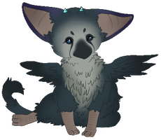 Trico Chibi by Dream-Yaoi