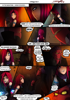 P.U. - Adventure Page 74 by Hevimell
