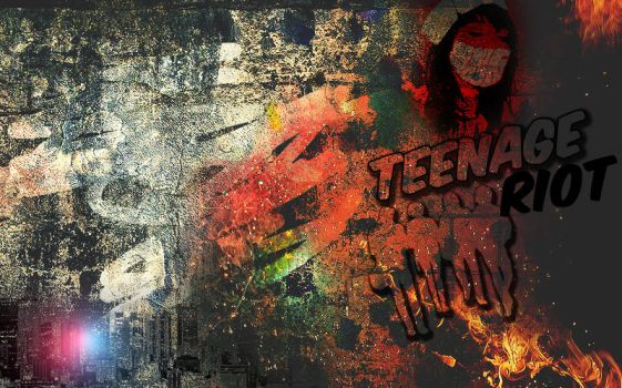 Teenage Riot by Supermassive777