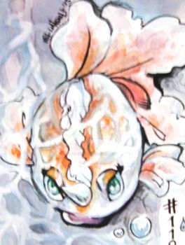 118 Goldeen by MEL-Dungeon