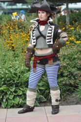 Otakon 2013: Fable Cosplay by LadyduLac