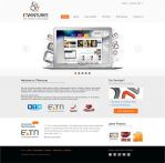 ITVentures Website Design by mfarrag