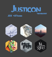 Justicons by SevenJust7