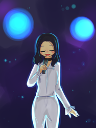 Singing by 03122538