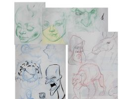 sketches of 2011-1 by g67