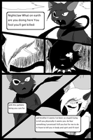 Shadow claw vs Shadow frost finale manga page 15 by ShadowClawZ