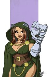 Ivy Doomkitty by Kidnotorious by VPizarro626