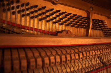 Fortepiano by peanuthorst