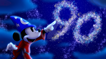 Celebrating 90 Years of Mickey Mouse! by JIMENOPOLIX