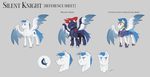 Silent Knight Reference Sheet by Bypenandhoof