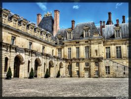 Fontainebleau IV by digitalminded