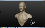 Sculptris first try by calinuz