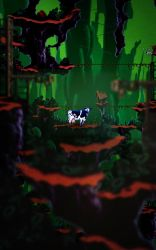 Earthworm Jim by Couiche