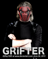 DC Comic Character: Grifter by Djray1985