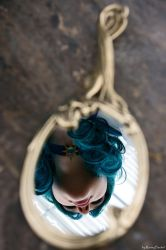 Sailor Neptune - In the Mirror by lokinst