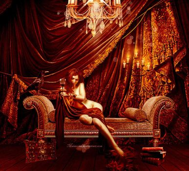 The Room by maiarcita