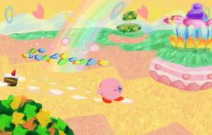 Kirby 64 Redraw by TopperHay