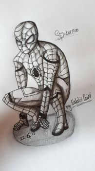 SpiderMan Pencil  by NatalieGuest