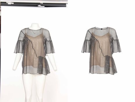 Garment Neck Joint by DGTouch