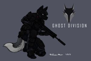 Ghost Division - present by WMDiscovery93