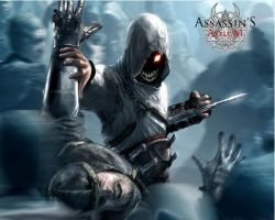 Disturbed the guy assassin by ManoWar100