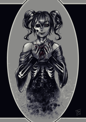 Inner beauty by RedCorpse-Dezzer