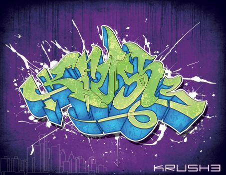Krush3 by aNjOiD
