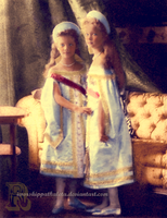 Princesses of Russia by Livadialilacs
