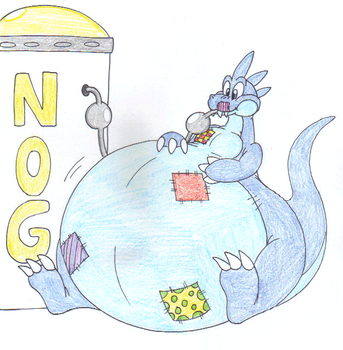 Patchy's Nog Filling by dragovian15