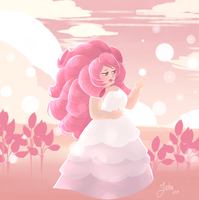 Rose Quartz by Jaha-Fubu