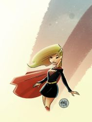 Supergirl by mikemaihack