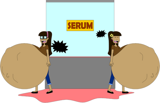 Serum leaks have been solved by Angry-Signs
