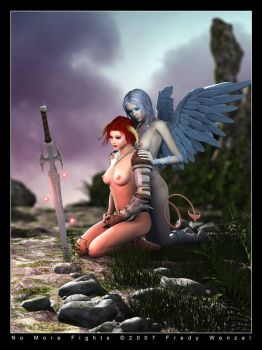 No More Fights by Fredy3D